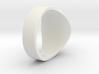 Superball Arbybear Ring 3d printed