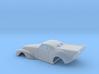 1/43 41 Willys Pro Mod Version II 3d printed