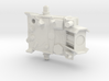 1:24 Mars Rover Body 3d printed