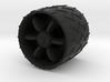 1:24 Mars Rover Wheel 3d printed