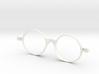 Optoid Hybrid MkX: Custom Fit Rx Eyewear 3d printed