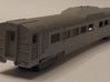 N Scale 'Roger Williams' RDC End Cab Shell 3d printed