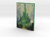 Emerald Castle 3d printed