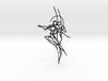 Ute Laux: Dancing Couple 20 3d printed