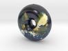 Torus Earth 3d printed