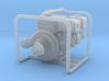 1-24 ENGINE-pump Capped 3d printed