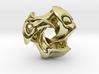 Ported Triwing pocket sculpture / pendant 3d printed