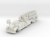 Seagrave 1951 1:64 3d printed