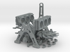 Kinetic Sculpture - Flat Six 3d printed