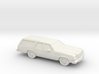 1/87 1977-78 Buick Estate Station Wagon 3d printed