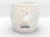 3D Printed Block Island Tea Light 3d printed