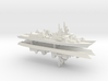 Takanami-class destroyer x 4, 1/1800 3d printed