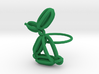 Balloon Rabbit Ring size 3 3d printed