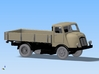 Lkw Horch H3 Pritsche Spur N 1:160 3d printed
