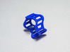 Wonderfilm Ring 3d printed Wonderfilm printed in Royal Blue Strong & Flexible