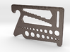 Multi-Tool Card (for Sliminal) 3d printed