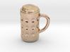 Mug Of Beer Keychain 3d printed