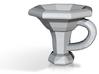 Tuba Mug 3d printed