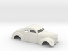 1 /8 1940 Ford Coupe 3 Inch Chop 3d printed