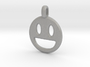 Happy Smile 3D printed jewelry pendant 3d printed