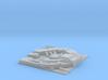1/144 Death Star Tiles Set 1 (loop) 3d printed