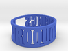 Iroquois Springs Cuff 3d printed