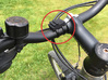 Bar Mount Contour Camera 22mm 3d printed bike not included =)