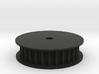 Encoder Pulley 3.0 3d printed