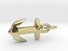 Precious Design Anchor Pendant 3d printed