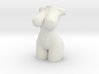 5CM Nude Girl Part 004 3d printed