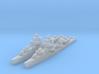Benham class destroyer 1/4800 3d printed
