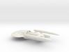 USS DACIA 3d printed