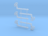 S Scale GRS B Semaphore Pointed 3d printed