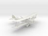 Airco D.H.9A (twin Lewis) 3d printed 1:144 Airco DH9A in WSF