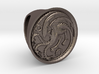 Targaryen Ring 3d printed