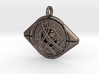 Eye Of Agamotto Keychain 3d printed