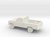 1/64 1983-88 Ford Ranger Reg Cab 3d printed