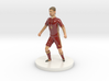 Russian Football Player 3d printed