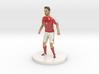 Austrian Football Player 3d printed