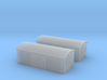 (1:450) GWR Lineside Huts #2 3d printed