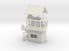 CL41 - Clifton Station Signal Box  3d printed
