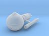 Medusan Ship Attack Wing 3d printed