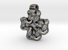 S Chain Small Cross 3d printed