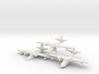 Grumman J4F Widgeon (three airplanes) 6mm 1/285 3d printed