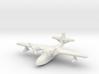 Grumman J4F Widgeon (In flight) 6mm 1/285 3d printed