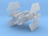 Decimus Imperial Bomber (1/270) 3d printed