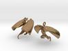Draco Earring 1 3d printed