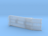 1/87th Beavertail ramp bed fire farm construction 3d printed