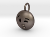 Dime Sized Emoji Kissy Face 3d printed