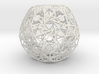 """Truncated Dodecahedron 4.2"""" 3d printed"""